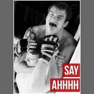 Say Ahhh
