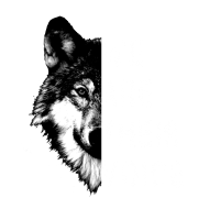We Are Their Voice Wolf