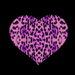 Leopard Herz