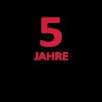 Lorbeerkranz - 5 Jahre