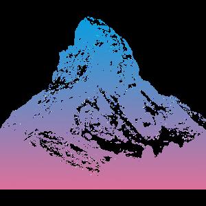 Berg verlauf modern