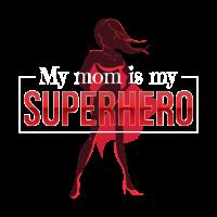 Meine Mutter ist mein Superheld