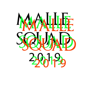 Malle Squad 2019 Mallorca Party Freunde Gruppe