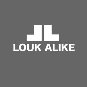 Louk Alike (donekere pull-kleuren)
