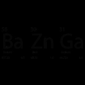 Baznga chemische Elemente