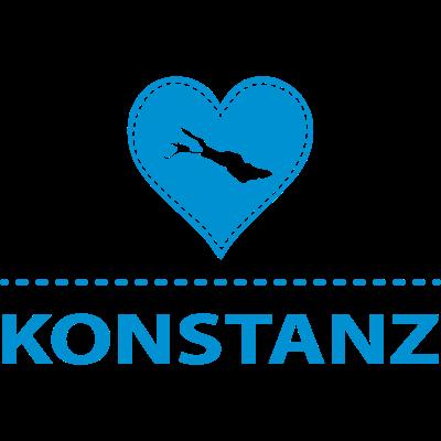 bodensee.love-local.de | Love City Konstanz - Gestalte dir dein persönliches Bodensee-Fan-Shirt von Konstanz. - See,Region,Love,Local,Lake,Konstanz,Herz,City,Bodensee