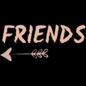BEST FRIENDS Beste Freundinnen Sprüche
