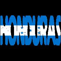 Honduras Flagge Lateinamerika Karibik Urlaub Reise