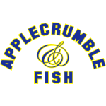 Applecrumble & Fish