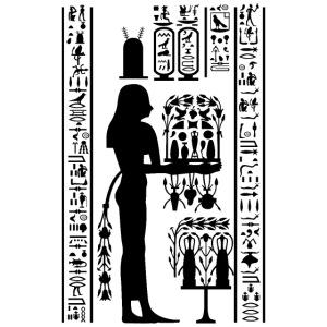 Ägyptische Hierogylphen