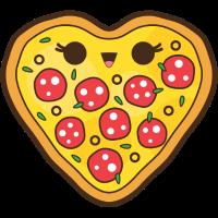 Herzpizza