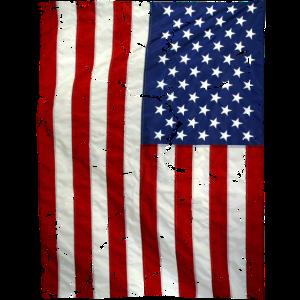 USA Flagge Amerika stars stripes dark shirt