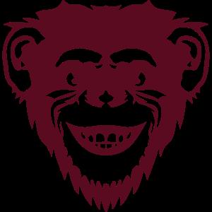 Schimpansenaffe