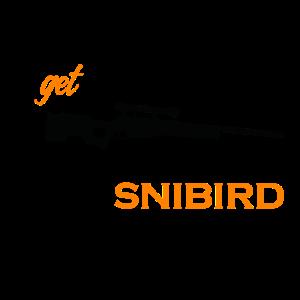 Zocker - get Snibird - Sniper - Vogel - lustig