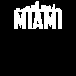 Miami USA Retro Neon Fans