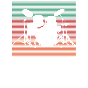 Drummer Geschenkidee