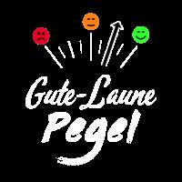cooles Gute Laune Pegel Pegel Party Geschenk