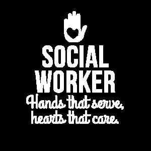 Streekworker Geschenk Sozialarbeiter Unterstützer