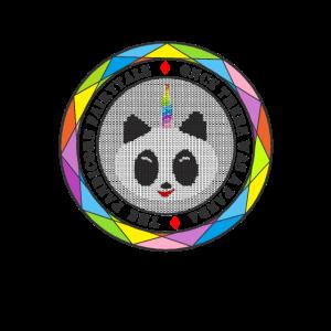 Pandicorn Fairytale Panda Geschenk Geburtstag