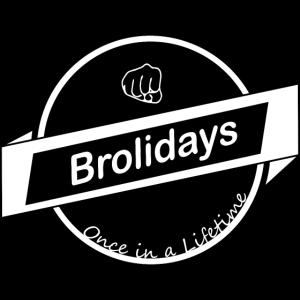 Brolidays - Urlaub mit den Jungs - Einmalig