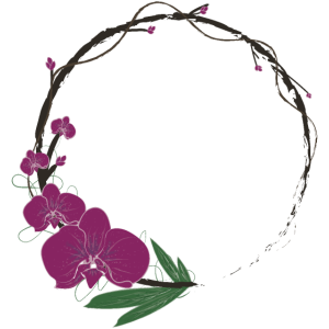 Orchid Circle