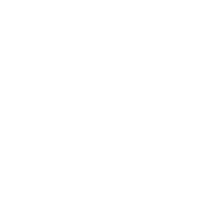Hashtag Symbol Icon in Weiss