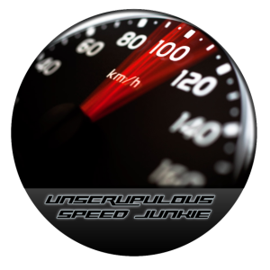 Unscrupulous Speed Junkie