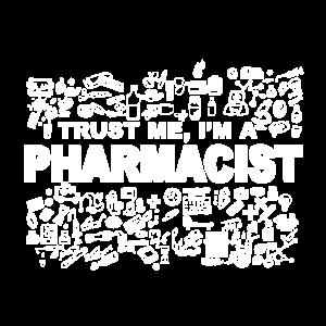 Trust me, I'm a Pharmacist