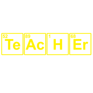Teacher (Chemie Design)