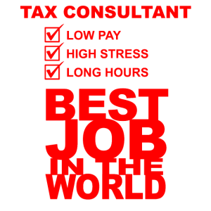 Tax consultant best job in the world