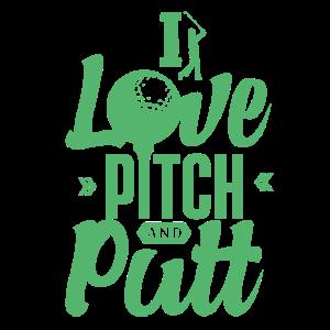 Pitch und Putt Pitching Pitch & Putt Golf Putter
