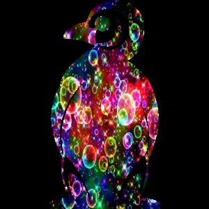 Universum Pinguin Seifenblasen