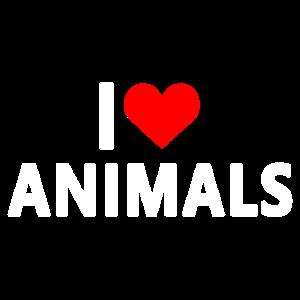 Tiere - Ich liebe Tiere