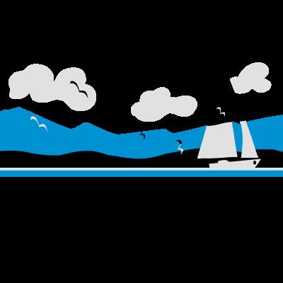 Das Bodensee T-Shirt - Das Bodensee T-Shirt hält schöne Erinnerungen wach. - Meersburg t-shirt,Lindau,Langenargen,Konstanz,Immenstaad,Hagnau,Friedrichshafen,Fridrichshafen t-shirt,Bregenz,Bodensee t-shirt