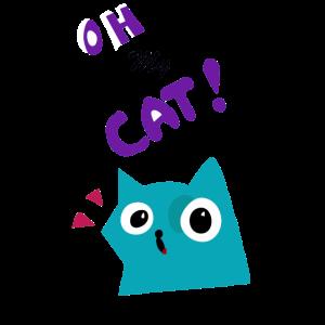 Oh meine Katze