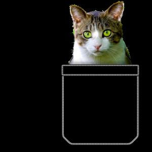 Fake Tasche Katze