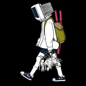 Coder shirt bug hunter girl