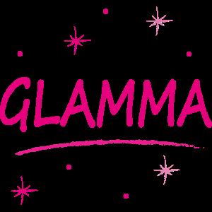 Glamma Glamour Glamourös