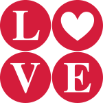 LoVE heart – mit ganzem Herz