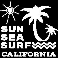 Sonne und Surfen
