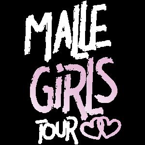 malle girls tour herzen