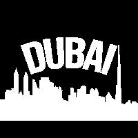 Dubai - Stadtbild - Geschenk - Geschenkidee