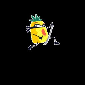 Samurai Ananas