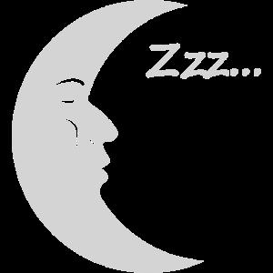 Mondgesicht