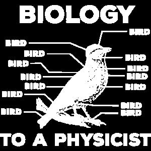 Biologie Für Einen Physiker