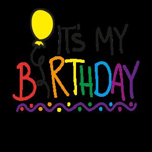 Heute ist mein Geburtstag