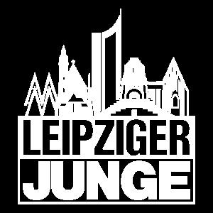 Leipziger Junge Weiss Leipzig Geschenk