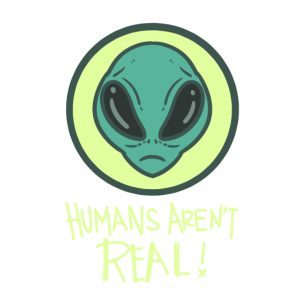 Menschen Aliens Nicht Real Unreal UFO Außerirdisch