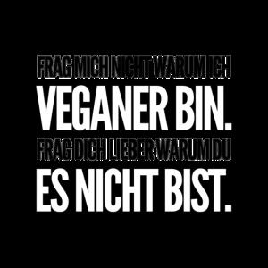 Veganer Vegan Veganerin vegane Rezepte Geschenk