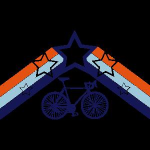 Retro Cycling Stars